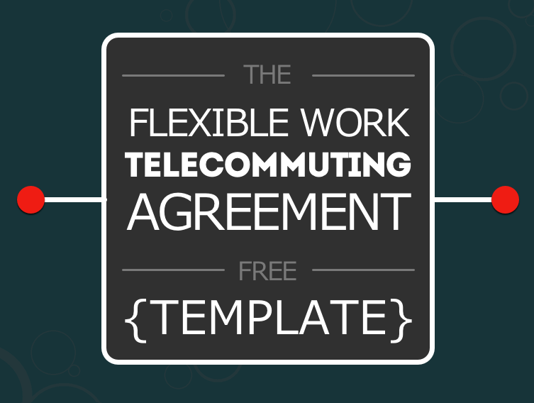CPA Firm Toolbox Flex CPAs - Telecommuting agreement template